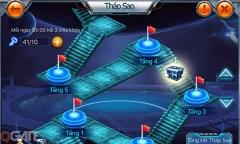 Zombie War tặng game thủ 200 Giftcode Tháp Sao nhân dịp Update tính năng mới