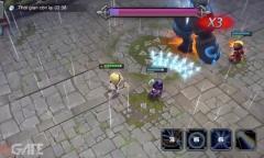 Siêu Thần LOL: Lux, Brand và Ashe đối đầu với quái khủng