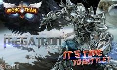 Ra mắt máy chủ Megatron, Mộng Vương Thần 3D tặng game thủ bộ Giftcode giá trị