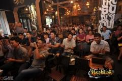 Kiếm Khách: Offline Công Thành Chiến tại Hà Nội