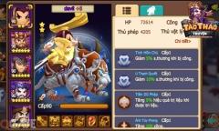 Tào Tháo Truyện Mobile: Hoàng Đế ra trận