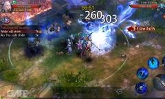 Heroes Of Dawn: Game mobile RPG - MOBA 4K phong cách châu Âu cập bến Việt Nam