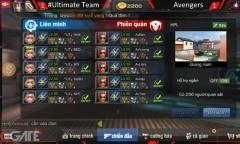 Tập Kích: HPL vòng bảng Miền Nam bảng B - Utimate Team vs Avengers (ROUND 3)