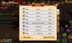 Mộng Bá Vương 3D – Khi game PK đỉnh và Facebook 'về chung một nhà'