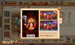 Mộng Bá Vương 3D biến game thủ thành 'ông hoàng bà chúa' trong bản update mới