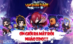 Vua Nhẫn Thuật – Game Naruto biến hình chính thức ra mắt, tặng Giftcode Free