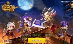 Bá Vương Tam Quốc: Video trải nghiệm game cho Tân Thủ