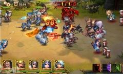 Loạn Oanh Tam Quốc Chí - Game chiến thuật nhập vai với tính năng quốc chiến lôi cuốn