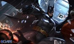 Liên Quân Mobile: Tiêu điểm tướng Batman - Hiệp sĩ bóng đêm