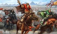 Tam Quốc Bá Nghiệp cho người chơi luận sách lược, điều binh khiển tướng như đời thật
