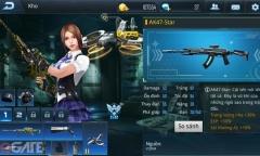 Phục Kích Mobile: Siêu phẩm Rifle AK-47 Star