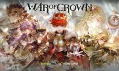 """Game chiến thuật """"hại não"""" của Gamevil: War Of Crown sẽ được ra mắt vào ngày mai, 26/4"""