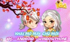 iGà mở máy chủ mới Gà Honda và WP Laos ngày 28/4, tặng 500 VipCode