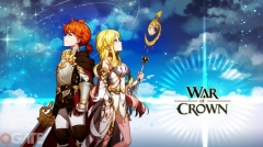 Thời hoàng kim của dòng game chiến thuật có thể trở lại trên War of Crown?