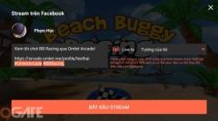 Hướng dẫn cách Live Stream màn hình chơi game trên smartphone lên Facebook