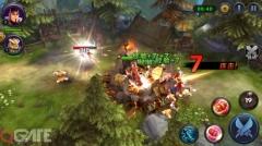 Chiến Lữ Bố - Game mobile ARPG lai MOBA cập bến làng game Việt