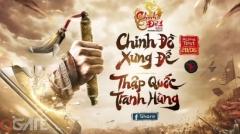 Chinh Đồ 1 Mobile chính thức mở cửa Alpha Test tại Việt Nam ngày 28/6