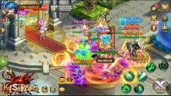 Kỵ Sĩ Rồng - Siêu phẩm MMORPG Hàn Quốc chính thức về Việt Nam, tung ảnh Việt hóa