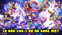 Dự án game mobile Tam Quốc ấp ủ 10 năm do chính người Việt làm của SohaGame đã sẵn sàng ra mắt