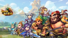 Thiên Hạ Anh Hùng - Thêm một game Tam Quốc cập bến Việt Nam