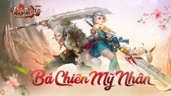 Game thủ Việt chính thức được diện kiến Bá Đao trong Võ Lâm Truyền Kỳ Mobile