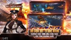 Đại Chiến Hạm 3D - Siêu phẩm chiến thuật quân sự sẽ ra mắt game thủ Việt vào tháng 8