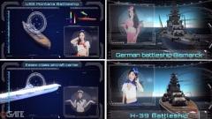Vì sao Đại Chiến Hạm thu hút được hàng chục nữ thuyền trưởng giới thiệu về game?