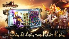 Khai quật 5 bảo vật có giá trị rung động thị trường game võ lâm