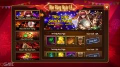 Tam Quốc Go tặng 300 giftcode nhân chuỗi sự kiện Thâu Long Chuyển Phụng