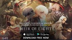 Heir of Light – Tựa game Gothic của GAMEVIL sắp ra mắt phiên bản Việt hóa