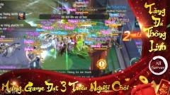 Nhất Kiếm Giang Hồ Mobile đạt mốc 3 triệu người chơi sau 3 tháng mở cửa