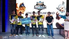 Fantasy Main tự tin 100% giành vé vào TP.HCM tham gia chung kết giải 360mobi Championship Series