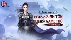 Chào sân 2019, VTC Game ra mắt sản phẩm siêu ấn tượng - Sở Kiều Truyền Kỳ Mobile