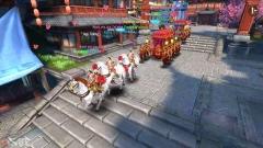 Chiêm ngưỡng đồ họa, hiệu ứng 'hớp hồn' game thủ của Đao Kiếm Vô Song trước ngày ra mắt