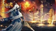 Kiếm Vương Truyền Kỳ - Game kiếm hiệp đồ họa full 3D, lối chơi đầy cảm xúc