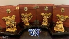 Kiếm Ma 3D thể hiện sức hút cực mạnh, đạt top 1 lượt tải game khi còn chưa ra mắt