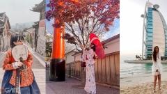 """Cuối năm, Cửu Kiếm 3D """"ủ mưu"""" cho game thủ đi du lịch Dubai, Hàn Quốc, Nhật Bản"""