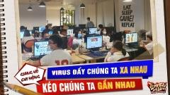 """Giữa """"tâm bão"""" của dịch cúm, Giang Hồ Chi Mộng - Tuyệt Thế Võ Lâm gửi tâm thư đầy nhiệt huyết cho cộng đồng game thủ Việt"""