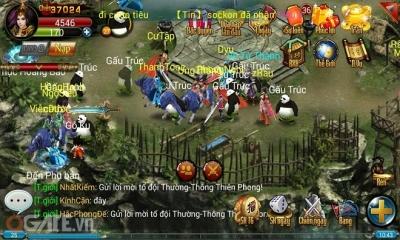 Đồ Long Ký: Nhiều tính năng mới bên cạnh mô thức chiến đấu cũ kỹ