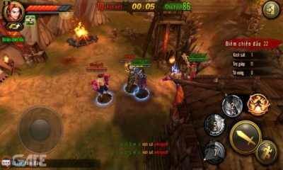 Điểm Tin Sáng 11/2: Hack nát cả game, VTC Mobile mới ra thiết quân luật