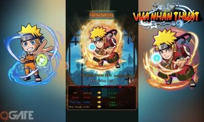 Chờ đợi gì ở Vua Nhẫn Thuật: Game thẻ bài do FunTap phát hành vào ngày mai?