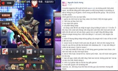 Điểm Tin Sáng 4/4: Thành viên group Crossfire legends tung bằng chứng game không do VNG phát hành.