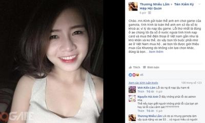 Điểm Tin Tối 13/4: Hot girl Tiên Kiếm Kỳ Hiệp phân trần việc bị khóa acc do nạp lậu