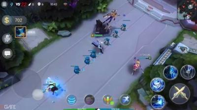 Thời Không Triệu Hoán: Game mobile MOBA đỉnh cao