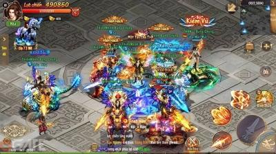 Thực hư lời tố Kiếm Vũ Mobi lừa đảo người chơi khiến cộng đồng xôn xao