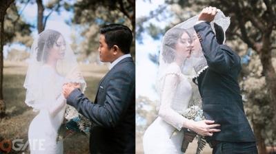 Liên Quân Mobile: Ảnh cưới ngọt ngào của đội trưởng team ME Marin eSport