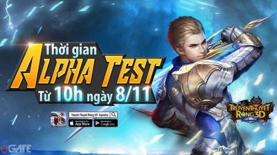 Truyền Thuyết Rồng 3D công bố link tải, sẵn sàng khuấy đảo thị trường game Việt