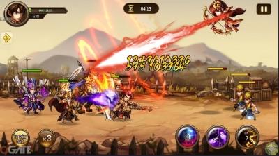Chiến Kỵ Tiên Phong: Game thẻ tướng Tam Quốc sẽ được Soha Game phát hành tại Việt Nam