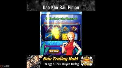 Đấu Trường Haki: Kho báu Piman