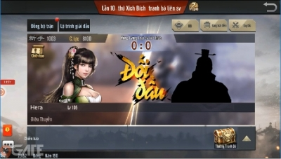 Tam Quốc Truyền Kỳ Mobile tặng 300 Giftcode khủng mừng Big Update 3.0